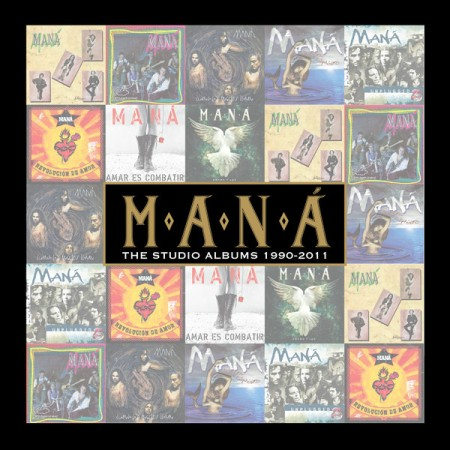 Maná - The Studio Albums 1990-2011 (iTunes Plus M4A)