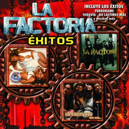 La Factoria - La Factoria: Exitos (iTunes Plus M4A)